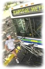 Take your bike on Cap Metro